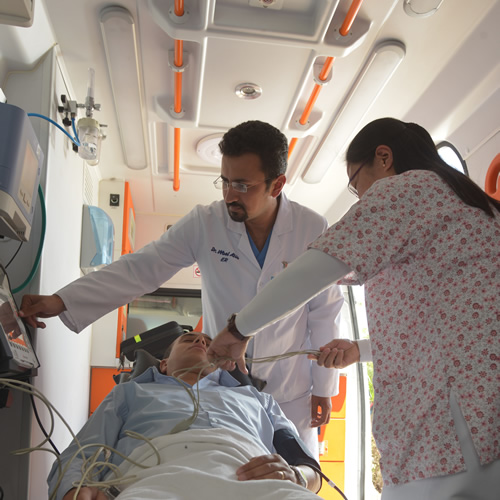 Best Emergency Unit Hospital Egypt